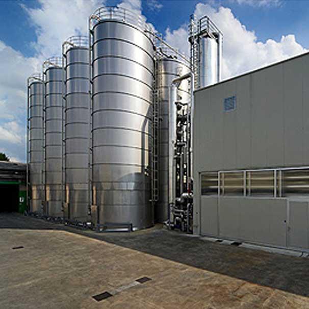 Industria trattamento polimeri